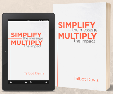 simplify the message book